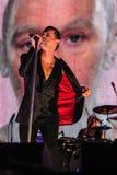 Συναυλία τρόπου Depeche Στοκ Εικόνες