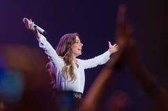 Συναυλία perri της Χριστίνα στοκ φωτογραφίες