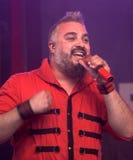 Συναυλία Russkaja, Szombathely, Ουγγαρία στοκ εικόνα