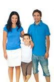συνδέοντας οικογένεια Στοκ φωτογραφία με δικαίωμα ελεύθερης χρήσης