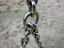 Συνδέσεις της αλυσίδας στοκ φωτογραφία με δικαίωμα ελεύθερης χρήσης