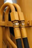 συνδέσεις υδραυλικές Στοκ εικόνες με δικαίωμα ελεύθερης χρήσης