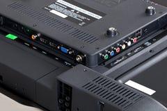Συνδετήρας TV στοκ φωτογραφία με δικαίωμα ελεύθερης χρήσης