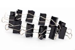 συνδετήρες συνδέσμων στοκ φωτογραφία