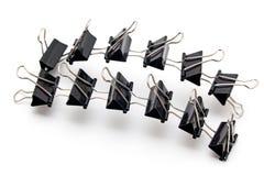 συνδετήρες συνδέσμων στοκ φωτογραφία με δικαίωμα ελεύθερης χρήσης