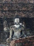συνεδρίαση του Βούδα στοκ φωτογραφία με δικαίωμα ελεύθερης χρήσης