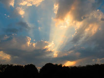συνεδρίαση των Θεών Στοκ φωτογραφίες με δικαίωμα ελεύθερης χρήσης