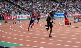 ΣΥΝΕΔΡΙΑΣΗ AREVA, ένωση διαμαντιών του Παρισιού IAAF Στοκ εικόνα με δικαίωμα ελεύθερης χρήσης