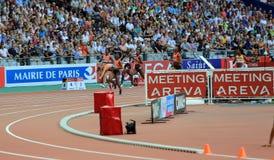 ΣΥΝΕΔΡΙΑΣΗ AREVA, ένωση διαμαντιών του Παρισιού IAAF Στοκ Εικόνες