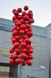 Συνεργάσιμος πύργος οικοδόμησης και Skourtes βιολογικών επιστημών - Πόρτλαντ Στοκ Φωτογραφίες