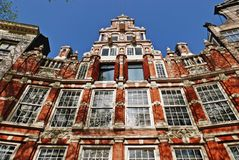 Συνερχόμενο Huis de Hoofden Στοκ Εικόνες
