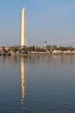 συνεχές μνημείο Ουάσιγκτον Στοκ Φωτογραφία