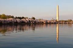 συνεχές μνημείο Ουάσιγκτον Στοκ εικόνες με δικαίωμα ελεύθερης χρήσης