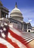 συνεχές ρεύμα ΗΠΑ Ουάσιγ&ka Στοκ φωτογραφία με δικαίωμα ελεύθερης χρήσης