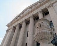 συνεχές ρεύμα δικαστηρίων οικοδόμησης ανώτατο εμείς Ουάσιγκτον Στοκ εικόνα με δικαίωμα ελεύθερης χρήσης