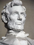συνεχές ρεύμα Λίνκολν αναμνηστική Ουάσιγκτον Στοκ φωτογραφίες με δικαίωμα ελεύθερης χρήσης
