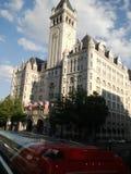 Συνεχές ρεύμα της Ουάσιγκτον Ηνωμένες Πολιτείες Αμερική στοκ φωτογραφία με δικαίωμα ελεύθερης χρήσης