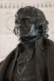 συνεχές ρεύμα jefferson ο αναμνηστικός Thomas Ουάσιγκτον Στοκ φωτογραφία με δικαίωμα ελεύθερης χρήσης