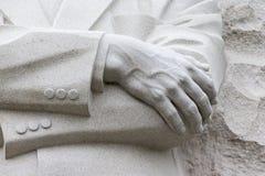 συνεχής βασιλιάς luther Martin αναμνηστική Ουάσιγκτον Στοκ Φωτογραφία