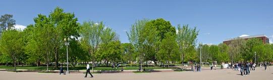 συνεχής λεωφόρος εθνική Ουάσιγκτον στοκ φωτογραφία