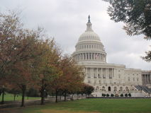 συνεχής λόφος Ουάσιγκτον capitol Στοκ Εικόνες