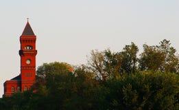 1879 ΣΥΝΕΧΗΣ πύργος Στοκ εικόνες με δικαίωμα ελεύθερης χρήσης