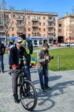 Συνεδρίαση για την Ουκρανία Στοκ Φωτογραφία