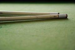συνθήματα μπιλιάρδου Στοκ φωτογραφία με δικαίωμα ελεύθερης χρήσης