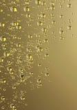 Συνθετικές φυσαλίδες νερού Στοκ εικόνες με δικαίωμα ελεύθερης χρήσης
