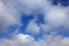 Συννεφιάζω ουρανός φωτός της ημέρας Στοκ φωτογραφίες με δικαίωμα ελεύθερης χρήσης