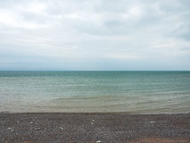 Συννεφιασμένος θάλασσας στοκ φωτογραφίες με δικαίωμα ελεύθερης χρήσης