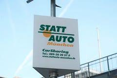 Συνοδήγηση StattAuto Στοκ φωτογραφία με δικαίωμα ελεύθερης χρήσης