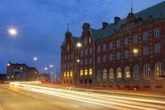 Συνομοσπονδία της δανικής επιχείρησης στοκ εικόνα με δικαίωμα ελεύθερης χρήσης