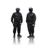 συνοριακοί φύλακες Στοκ εικόνα με δικαίωμα ελεύθερης χρήσης