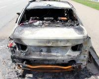 Συνολική απώλεια λόγω της πυρκαγιάς Στοκ Εικόνα