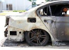 Συνολική απώλεια λόγω της πυρκαγιάς Στοκ εικόνα με δικαίωμα ελεύθερης χρήσης