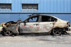 Συνολική απώλεια λόγω της πυρκαγιάς Στοκ Φωτογραφία