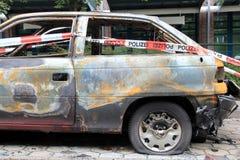 Συνολική απώλεια λόγω της πυρκαγιάς Στοκ Εικόνες