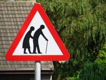 συνταξιούχοι Στοκ φωτογραφία με δικαίωμα ελεύθερης χρήσης