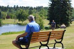 συνταξιούχος Στοκ εικόνες με δικαίωμα ελεύθερης χρήσης