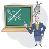 συντηρητικός δάσκαλος ελεύθερη απεικόνιση δικαιώματος