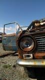 Συντρίμμια αυτοκινήτων Στοκ εικόνες με δικαίωμα ελεύθερης χρήσης