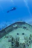 συντρίμμια σκαφών Στοκ φωτογραφίες με δικαίωμα ελεύθερης χρήσης
