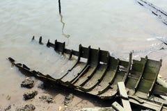συντρίμμια Στοκ φωτογραφία με δικαίωμα ελεύθερης χρήσης