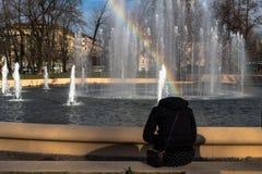 Συντριβή καραμελών Στοκ Φωτογραφία
