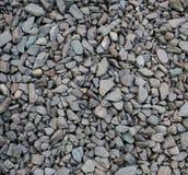 Συντριμμένη γκρίζος-μπλε σύσταση πετρών Στοκ Εικόνες