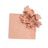 Συντριμμένη καλλυντική σκόνη Στοκ Εικόνες