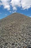 συντριμμένη πέτρα Στοκ Φωτογραφία