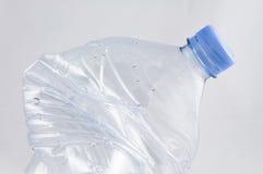 συντριμμένο μπουκάλι πλα&si Στοκ Φωτογραφίες