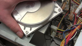Συνδέοντας σκληρός δίσκος φιλμ μικρού μήκους